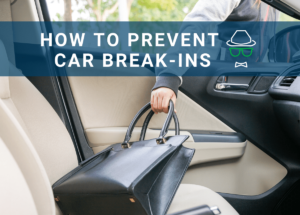 Do what you can to avoid car break-ins!